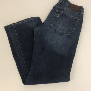 New Lucky Brand 361 Vintage Straight Jean (E17)